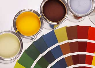 Our professional painters will help you to pick the right colors and paint type