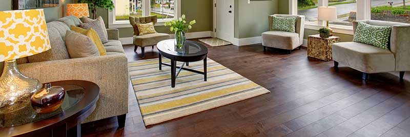 Hardwood Floors Offer Great Versatility