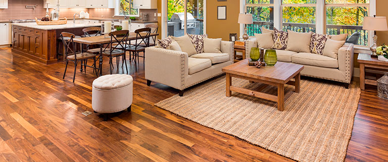 Hardwood Floors Keep Looking Beautiful for Decades